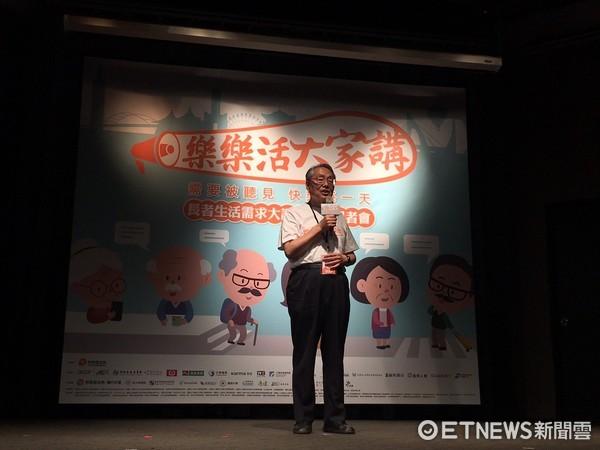 ▲▼智榮基金會董事長、宏碁集團創辦人施振榮。(圖/記者洪巧藍攝)