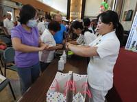 遠離流感威脅 南市醫:勤洗手、打疫苗