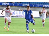 亞洲盃資格賽/男足輸土庫曼 陳柏良:並不是壞事