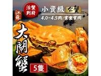 大啖秋季專屬美食 3種方法簡單吃出大閘蟹鮮甜美味