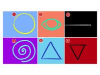 選一個吧! 「6個色彩符號」看出你的隱藏個性