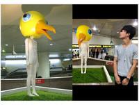 日本人瘋朝聖「北車鳥人」IG必打卡 網:他們就喜歡這調調