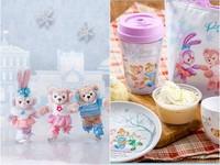 迪士尼冬季限定商品來啦!史黛拉兔、達菲熊陪你過冬