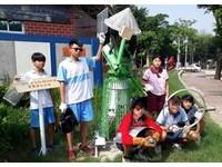 新住民二代80%來自越南! 「奧黛女孩」守護興仁國中