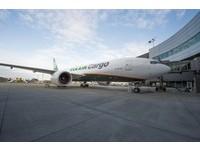 長榮今迎首架波音777貨機 11月下旬投入亞洲及北美航線