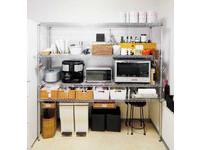鐵架+置物箱收納法 關鍵在「取物視線」空間變超清爽