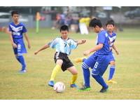 YAMAHA CUP/「足寶」吉祥物坐鎮 雲林成龍全校愛足球