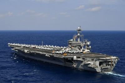 「羅斯福號」38人確診! 5000名官兵在關島接受篩檢