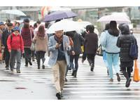 冷到發抖!台北晨溫探15.9度…4縣市豪雨特報