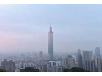 快訊/近3年最強空汙來襲!今晨侵台 西半部「空氣品質」亮紅燈