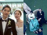 韓式婚禮發餐券吃Buffet!韓服顏色可推敲雙方母親身分
