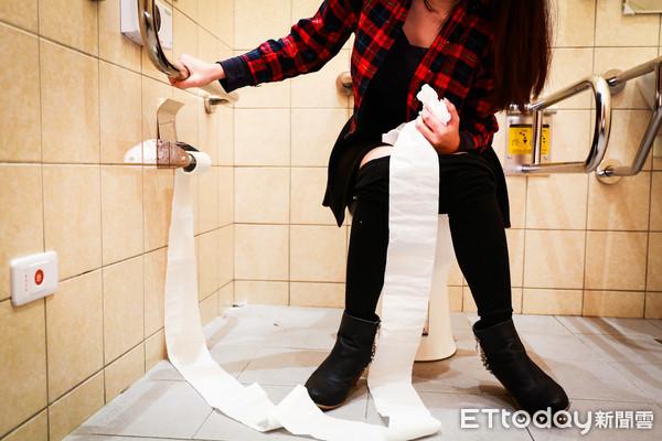 廁所,便秘,大便(圖/記者周宸亘攝)