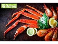 蝦蟹、蚌類普林高 冬天吃海鮮小心痛風發作