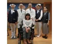 膝蓋彎不了以為小兒麻痺 12歲高燒住院才確診「脊柱裂」