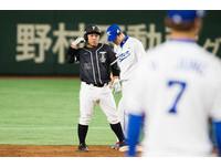 亞冠賽/「小巨人」嚴宏鈞敲台灣首安 3局台0比0韓