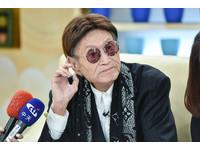 傅達仁返台剩50公斤 急奔醫院打點滴「為同胞爭人權」