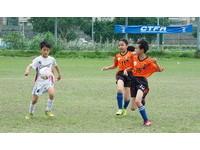 YAMAHA CUP/桃園推硬地五人足 文華參賽體驗草地足球