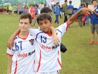 YAMAHA CUP/五國聯軍組隊 UNITY目標踢進全國賽