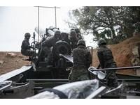馬防部240榴砲開火了 潘進隆視導聯信操演整備