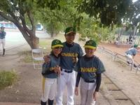 徐生明少棒/秀林教練帶雙胞胎女兒比賽 娘胎就愛棒球