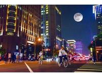 每年1次「超級月亮」3日現身!晚間11點照亮夜空 抬頭就能看見