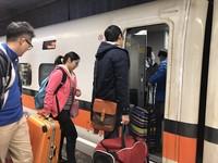 快訊/搭車旅客爆人潮 高鐵宣布加開2班北上全車自由座列車