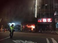 土城鵝肉店大火 亞東1名恢復生命跡象、雙和1名無名屍