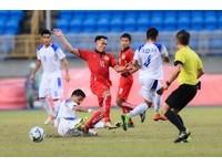 國邀賽/寮國最後一秒世界波回敬 1比3不敵菲律賓