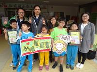 永福校慶捐血捐愛 「小光點畫廊」鼓勵身障者自立
