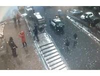 快訊/強風特報發布 「冷氣團+水氣」玉山、合歡山可望下雪