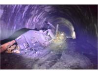蘇花改史上最大抽坍事件! 谷風隧道逾萬立方公尺土石崩落