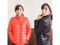 冬季拒當米其林人 國民羽絨衣流行超輕薄時尚