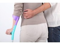 失智嬤摔斷腿...骨肉分離 微創加高壓氧擺脫截肢風險