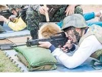 全民皆兵!13萬高中生「臥倒」實彈射擊 國防課成焦點
