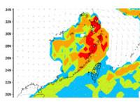 對抗空汙! 氣象局新增公布未來4天境外汙染物擴散趨勢