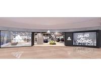 adidas進駐101 15日開幕 全台唯一mi adidas鞋款客製