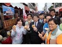 2017鹽水商圈意麵節開鑼 李孟諺:發揮創意讓觀光客來鹽水