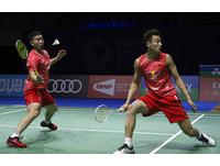 羽超年終賽/中國組合再度鎩羽 男雙0冠紀錄仍持續