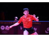 桌總年終賽/終於不再亞軍 樊振東生涯首奪男單冠軍