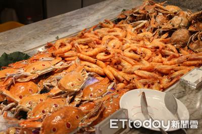 吃Buffet鎖定它!專家認證「螃蟹4營養」CP值爆表 超吸油排膽固醇