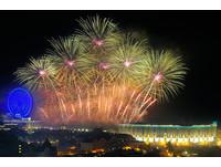 高雄3大跨年派對!義大「999秒雙煙火秀」大眾運輸輕鬆玩
