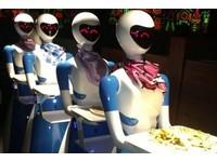 「機器人大軍」入侵印度餐廳搶送餐 老闆:是未來趨勢