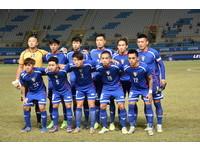 中華男足最新世界排名 以135名結束今年