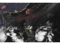 快訊/日本氣象廳發烈風警報 今年第27號颱「天秤」將生成