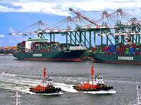高雄港貨櫃裝卸量突破千萬TEU 連4年穩固千萬貨櫃港地位!