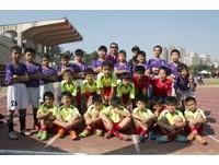 YAMAHA CUP/機車行老闆每天看練球 贊助右昌足球隊