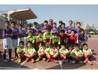 YAMAHA CUP/右昌足球分3隊 教練多人分工打造勁旅