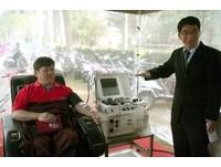 台南熱血聖誕節! 捐血小板讓愛無限