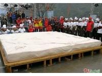 「6噸豆腐」破世界紀錄! 74名江西農民募款救貧困戶