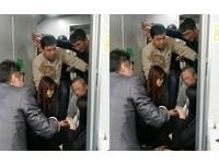 瞬間湧入8名醫護!女孩搭高鐵「病發」求救 結局暖爆了